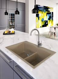 Kitchen Sinks Stainless Steel Sinks  Corner Kitchen Sinks Houzer - Kitchen sinks design