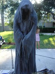 diy grim reaper for haunted house halloween pinterest grim