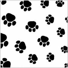 paw print tissue paper 240 puppy paws print tissue paper 20 x30 sheets