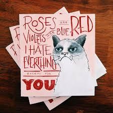 grumpy cat valentines 74 best grumpy cat valentines images on grumpy