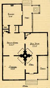 Victorian Floor Plan Architecture Tagged