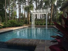 Cabana Ideas For Backyard Backyard Designs Inc