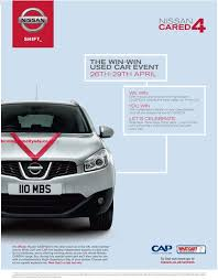 nissan finance deals qashqai nissan cared 4 the win used car event nissan qashqai is the best
