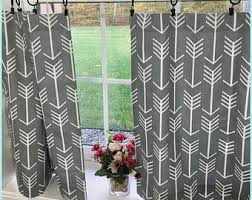 Cafe Curtain Pattern Cafe Curtains Etsy