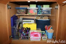 craft storage cabinet organization dukes and duchesses