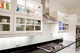 Glass For Kitchen Cabinet A Mix Of Functionality And Style In The Form Of Glass Kitchen Cabinets