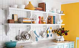 kitchen shelves ideas diy shelving ideas for added storage