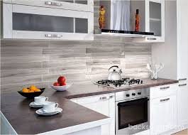modern backsplash ideas for kitchen modern silver gray subway marble backsplash tile house
