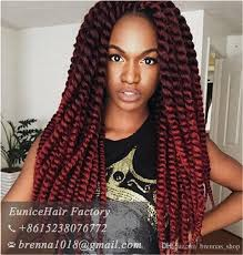 whats the best hair to use for crochet braids 2018 best quality fast shipping prelooped havana twist jumbo