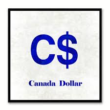 Home Decorations Canada by Canada Money Currency Decorative Home Decor Wall Art Souvenir Gift