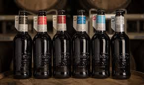 Bourbon County Backyard Rye The Highly Anticipated Goose Island Bourbon County Stout Getting
