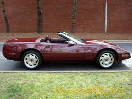 1993 corvette 40th anniversary 1993 corvette 40th anniversary convertible for sale at buyavette
