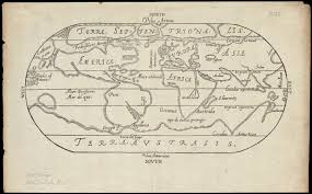 Map Of The New World by Section One Concept Of The Northwest Passage Osher Map Library