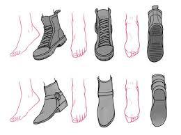 drawing shoes szukaj w google drawing tips and tutorials