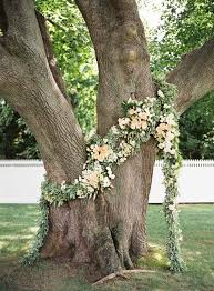 best 25 floral swags ideas on outdoor wedding arbors