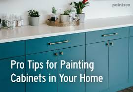 tips for painting kitchen cabinets pro tips for painting cabinets in your home paintzen
