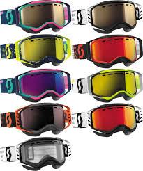 scott prospect motocross goggle 2018 53 49 scott usa prospect sx snocross snowmobile goggles 1063538