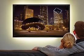 Heimkino Wohnzimmer Beleuchtung Fernseher Mit Led Streifen Aufpeppen Yourled Stripes Machen U0027s