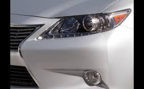 lexus new york auto show lexus releases teaser photo of 2013 es sedan in advance of ny debut