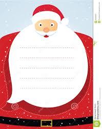 santa claus card royalty free stock photography image