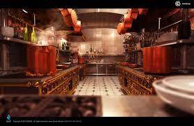 ratatouille kitchen lighting u0026 textures finished 3d stills