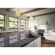 home depot kitchen cabinet tops silestone 2 in x 4 in quartz countertop sle in