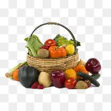 fruit and vegetable baskets vegetable basket free png images and psd downloads pngtree