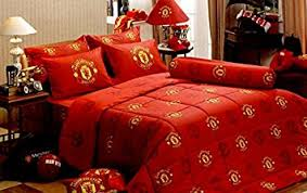 Man Utd Duvet Cheap Manchester United Bedding Set Find Manchester United