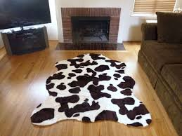 Calf Skin Rug Rug Unique And Beautiful Ikea Cowhide Rug For Your Cozy Flooring