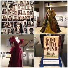 Gone With The Wind Curtain Dress The Making Of Gone With The Wind At Harry Ransom Center