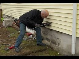 how to run underground wiring to a garage this old house youtube
