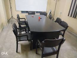 Big Meeting Table Big Conference Meeting Table Hyderabad Furniture Abids