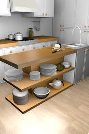 blackspike design ltd blender 3d kitchen model