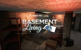 basement living bunker and basement player homes with