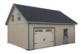 gambrel garage 24 26 garage with loft remicooncom
