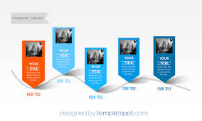 Free Powerpoint Timeline Template 3d Infographic Ppt Timeline