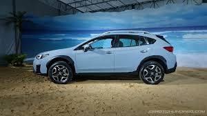 blue subaru crosstrek review all new 2017 subaru xv first drive videos