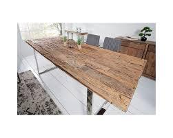 bureau bois recyclé table bois et acier meilleur de bureau en bois recycle et acier