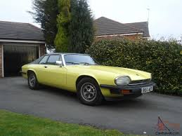 1979 jaguar xjs v12 manual coupe