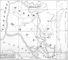 Map Of Queensland File Two Representative Tribes Of Queensland Map Of Country Of