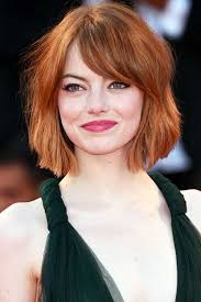 pictures of bob hairstyle for round face thin hair 21 trendy hairstyles to slim your round face popular haircuts
