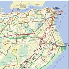 New York Mta Map Express Bus Staten Island The Best Bus