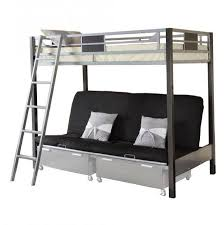 Bunk Bed Adelaide Bunk Bed With Futon Bottom Furniture Favourites