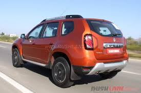 renault dacia duster new renault duster price reduced by up to inr 2 17 lakh