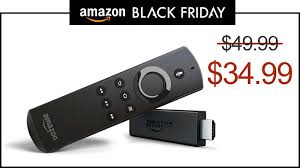 amazon prime black friday sales amazon fire tv stick with voice remote on sale for 34 99 aftvnews
