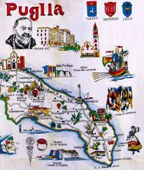 Apulia Italy Map by Italy And Puglia Polignano To Lecce Have Bag Will Travel