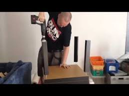 Ikea Lack Side Table Ikea Lack Side Table Leg Installer Youtube