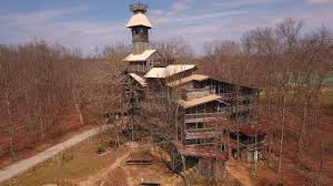 biggest treehouse in the world home design ideas