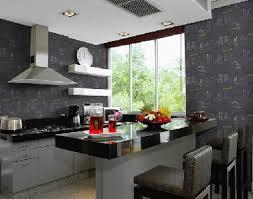 papier peint pour cuisine moderne peint pour cuisine moderne castorama on decoration d interieur idees
