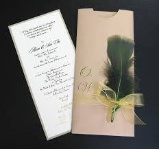 Samples Of Wedding Invitations Cards Muslim Wedding Invitation Card Are Of Many Design And Color Every